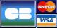 Visa | CB | MasterCard